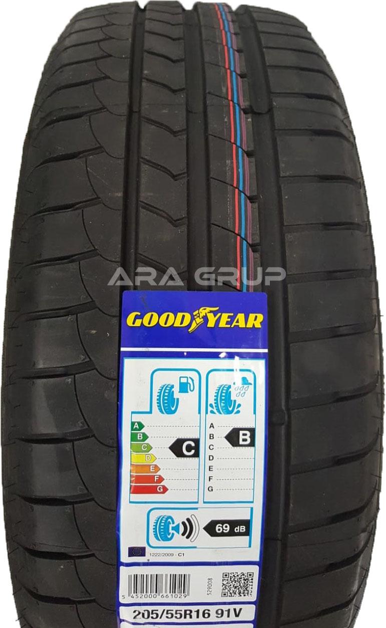 Goodyear EfficientGrip 205/55R16 91V